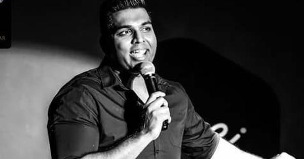 Dubai: Indian stand-up comedian dies on stage while performing, audience thinks it is part of act