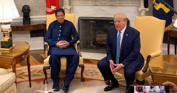 'I like Pakistani reporters much better than American reporters': US President Donald Trump