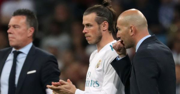 Bale ready to play in Copa del Rey clash against Salamanca, says Real Madrid coach Zidane