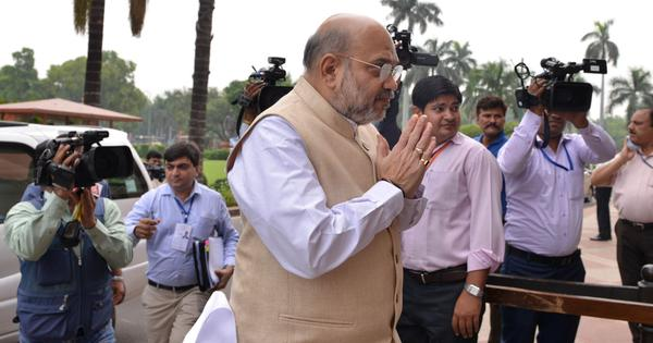 Centre reconstitutes panel to tackle sexual harassment at workplace, Amit Shah to head it