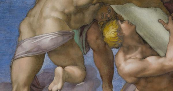 The 16th century erotic revolution that made Italy accept nudity in high art