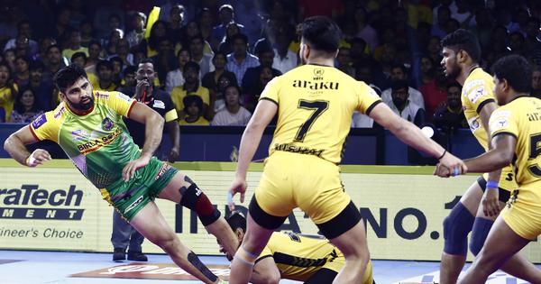 Pro Kabaddi: I have many more records to break, says Pardeep Narwal after scoring 1,000 raid points