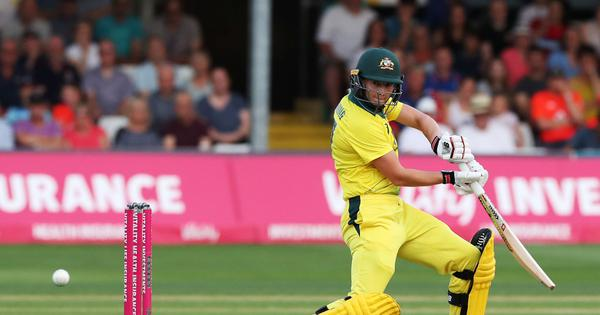 Australian captain Meg Lanning leads online batting class for Ireland women's cricket team