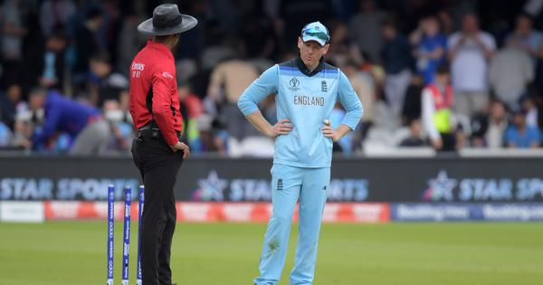 'They followed right process': ICC defends Dharmasena over controversial overthrow call in WC final