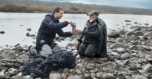 'Modi Vs Wild': Discovery Channel's new promo featuring Narendra Modi cracks up Twitter