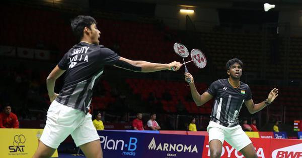 Satwik-Chirag, Para shuttler Pramod Bhagat nominated for Badminton World Federation awards
