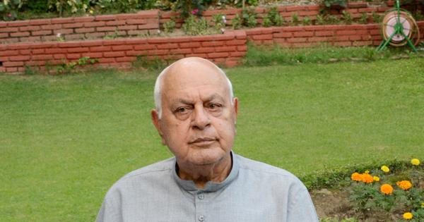 J&K: Public Safety Act invoked against Farooq Abdullah, say reports