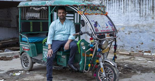 A social venture is putting more e-rickshaws on UP and Bihar roads, cutting emissions drastically