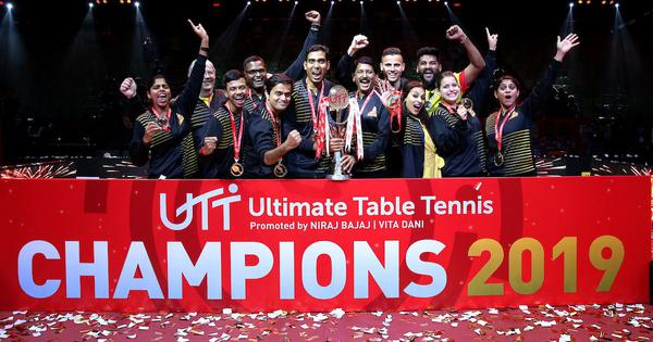 Ultimate Table Tennis: Fourth edition postponed to 2021 due to coronavirus pandemic