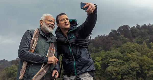 'More man, less wild': Modi's 'Man Vs Wild' episode just aired and memes are taking over Twitter