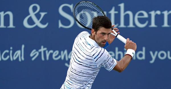 US Open draw: Defending champion Djokovic could face Federer in semis, Nadal in final