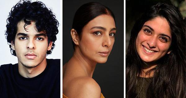 Tabu, Ishaan Khatter among cast for Mira Nair's 'A Suitable Boy'