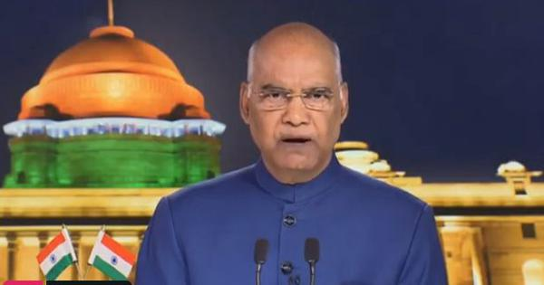 Centre notifies Jammu and Kashmir Official Languages Act after President Kovind gives his assent