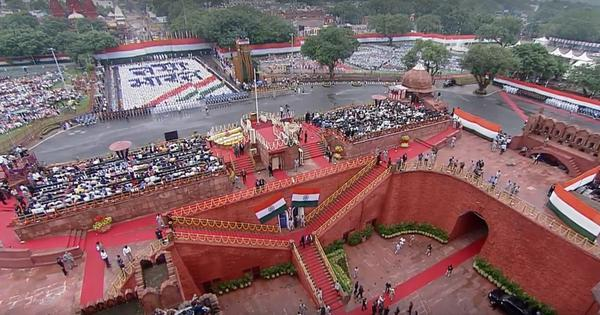 The Daily Fix: A birds-eye view of why India at 73 is absolutely most definitely amazing
