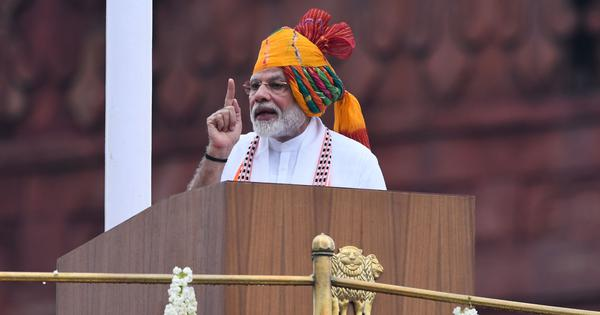 'Every Indian can now say we are one nation, one Constitution,' says PM Narendra Modi on J&K