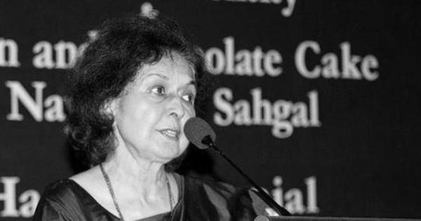 Can an entire society be brainwashed into forgetting its virtues? Nayantara Sahgal's novel finds out