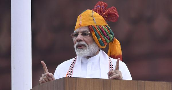 'Mann ki Baat': Narendra Modi calls for a 'new mass movement' against single-use plastic