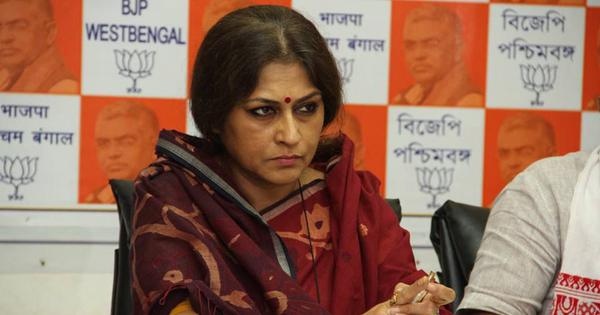 Kolkata: BJP MP Roopa Ganguly's son arrested after crashing car into wall of club