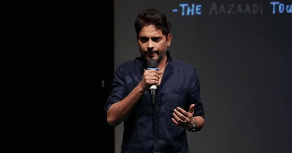 What is stand-up comedy saying about Kashmir? Watch Sanjay Rajoura on basins, pellet guns and more