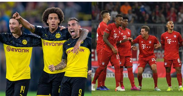 Bundesliga: Borussia Dortmund aim to close gap on leaders Bayern Munich in potential title decider