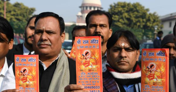 Ayodhya: Restrictive orders imposed as Supreme Court hearings in land dispute case to end this week
