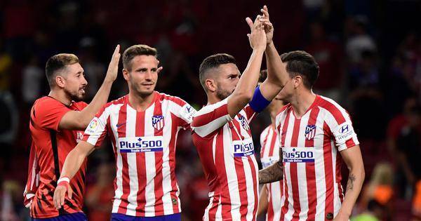 Football: New-look Atletico Madrid begin La Liga campaign with 1-0 win over Getafe