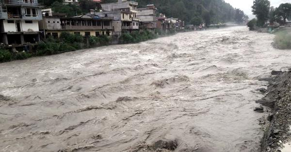 At least 28 people killed after heavy rain in Himachal Pradesh, Uttarakhand and Punjab