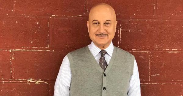 'Government must understand there is more to life than image building': Anupam Kher on Covid crisis