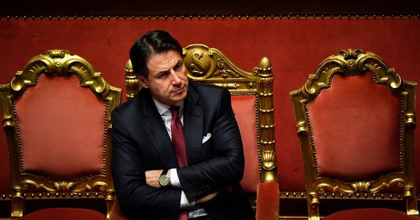 Italian PM Giuseppe Conte resigns after criticising his deputy Matteo Salvini