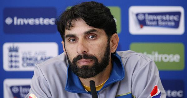 Don't have any desire to sit and watch Pakistan cricket go to pieces: Coach Misbah slams critics
