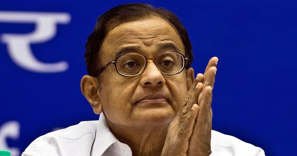 'Centre misusing RBI to push its agenda,' says P Chidambaram on plan to allow corporates in banking