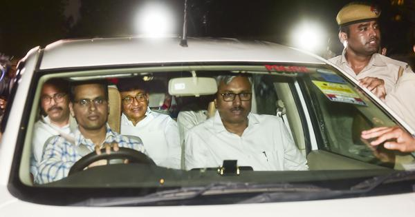 The big news: Ex-finance minister P Chidambaram arrested in corruption case, and 9 other top stories