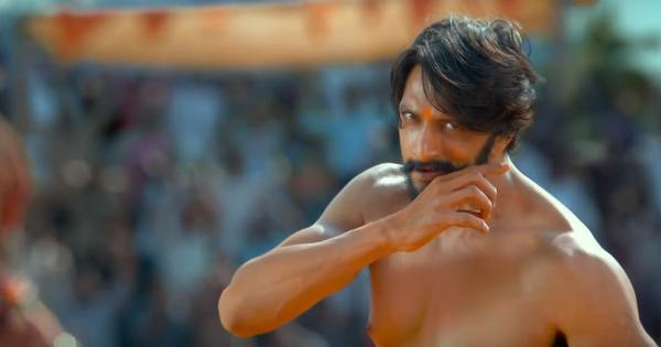 'Pehlwaan' trailer: Sudeep plays a super wrestler who has Suniel Shetty for a coach