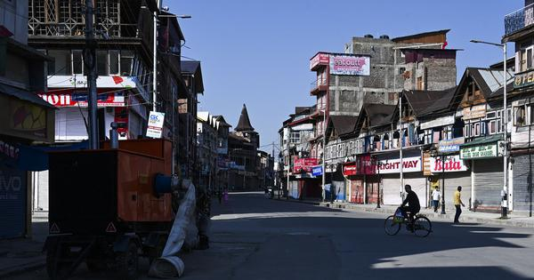 Jammu and Kashmir: UN Human Rights Council urges India to end communications blackout