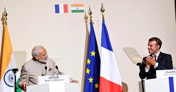 PM Modi says India stands with France in fight against terrorism after attack at Nice church