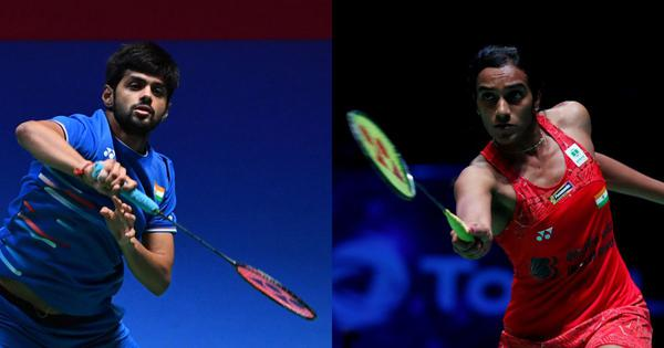 Denmark Open: PV Sindhu opens campaign with easy win, Sai Praneeth ousts Chinese legend Lin Dan