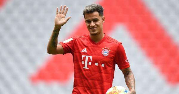 Bundesliga: Bayern Munich pin hopes on Perisic, Coutinho to recover from rocky start