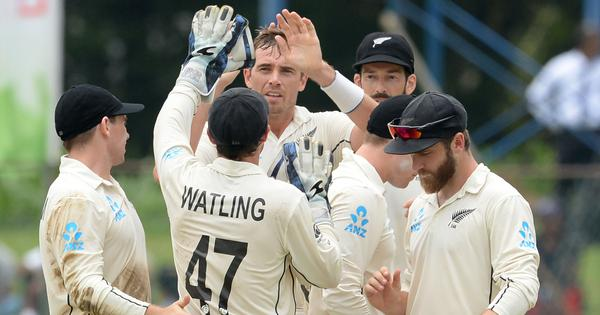 Trent Boult, Tim Southee sizzle as New Zealand dominate day 2 of rain-hit Test against Sri Lanka