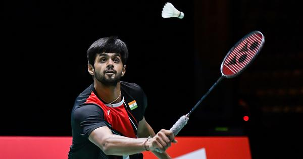 Badminton: World C'ships bronze medallist Sai Praneeth pulls out of Thomas Cup citing knee issue