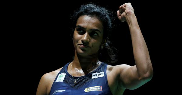 Nothing short of a masterclass: Twitter toasts PV Sindhu's historic Badminton World C'ships gold
