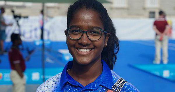 Archery: India's Komalika Bari wins gold medal in World Youth Championships in Madrid