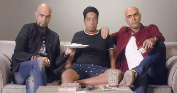 Twins Raghu-Rajiv are back with 'Skulls & Roses' series: 'The snowflakes can choose to not watch'