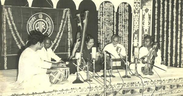 How All India Radio ended up democratising Hindustani music