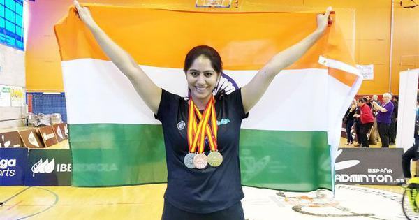 Three sessions a day, self-belief: How Manasi Joshi bagged the BWF Para Badminton Championship gold