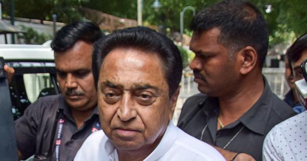 Kamal Nath's star campaigner status revoked by EC ahead of Madhya Pradesh bye-polls