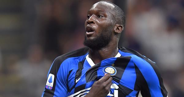 Football: Romelu Lukaku nets a brace as Inter Milan thump Cagliari to reach Italian Cup quarters