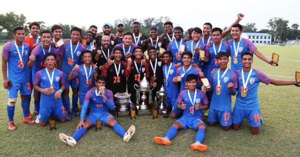 Coach Bibiano Fernandes confident India can perform well despite tough draw at AFC U-16 Championship