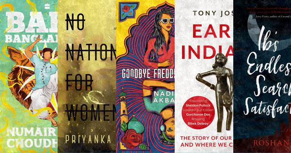 Shakti Bhatt First Book Prize 2019 shortlist: Three  Indian writers, one Pakistani, one Bangladeshi