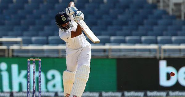 Hanuma Vihari credits Ravi Shastri's advice to flex knees for success in West Indies