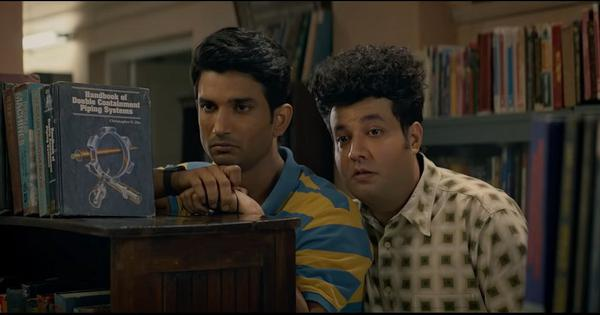 'Chhichhore' movie review: Furious fun as long as it stays on the college campus